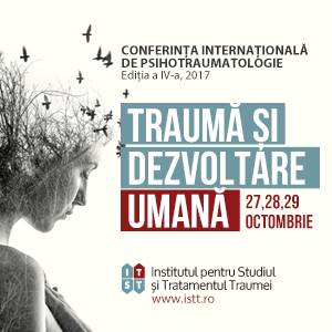 Conferinta Internationala de Psihotraumatologie 2017